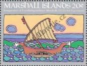 Stamp Marshall Islands Catalog number: 1