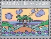 Stamp Marshall Islands Catalog number: 4
