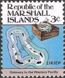Stamp Marshall Islands Catalog number: 6