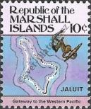 Stamp Marshall Islands Catalog number: 8