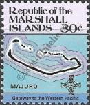 Stamp Marshall Islands Catalog number: 12