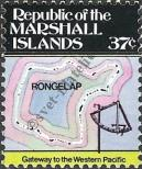 Stamp Marshall Islands Catalog number: 13