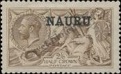 Stamp Nauru Catalog number: 12
