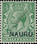 Stamp Nauru Catalog number: 1