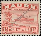 Stamp Nauru Catalog number: 17