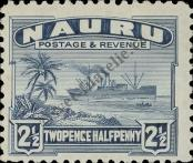 Stamp Nauru Catalog number: 19