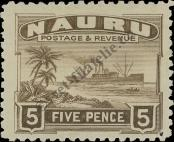 Stamp Nauru Catalog number: 22