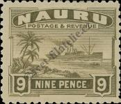 Stamp Nauru Catalog number: 24
