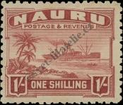 Stamp Nauru Catalog number: 25