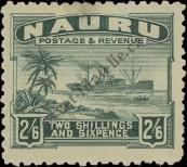 Stamp Nauru Catalog number: 26