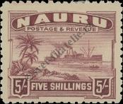 Stamp Nauru Catalog number: 27