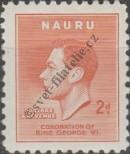 Stamp Nauru Catalog number: 34
