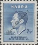 Stamp Nauru Catalog number: 35
