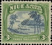 Stamp Niue Catalog number: 60