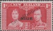Stamp Niue Catalog number: 55