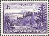 Stamp Norfolk Island Catalog number: 2