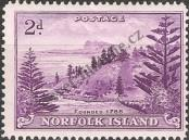 Stamp Norfolk Island Catalog number: 4