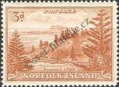 Stamp Norfolk Island Catalog number: 6