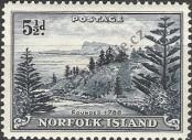 Stamp Norfolk Island Catalog number: 9