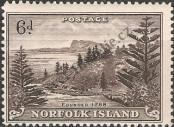 Stamp Norfolk Island Catalog number: 10