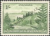 Stamp Norfolk Island Catalog number: 12