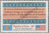 Stamp Palau Catalog number: 4