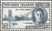 Stamp Pitcairn Islands Catalog number: 12