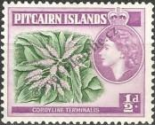 Stamp Pitcairn Islands Catalog number: 20