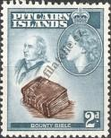 Stamp Pitcairn Islands Catalog number: 22