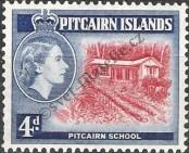 Stamp Pitcairn Islands Catalog number: 25