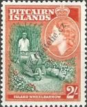 Stamp Pitcairn Islands Catalog number: 29
