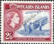 Stamp Pitcairn Islands Catalog number: 30