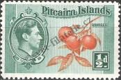 Stamp Pitcairn Islands Catalog number: 1