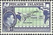 Stamp Pitcairn Islands Catalog number: 5