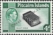 Stamp Pitcairn Islands Catalog number: 6