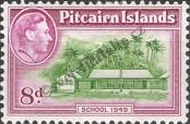 Stamp Pitcairn Islands Catalog number: 8