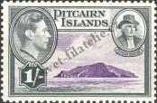 Stamp Pitcairn Islands Catalog number: 9