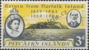 Stamp Pitcairn Islands Catalog number: 32