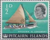 Stamp Pitcairn Islands Catalog number: 39