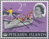 Stamp Pitcairn Islands Catalog number: 41