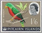Stamp Pitcairn Islands Catalog number: 48
