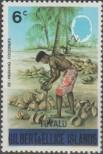Stamp Tuvalu Catalog number: 6
