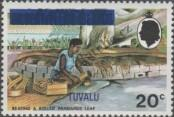 Stamp Tuvalu Catalog number: 10