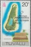 Stamp Tuvalu Catalog number: 75