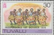 Stamp Tuvalu Catalog number: 76