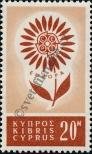 Stamp Cyprus Catalog number: 240