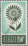 Stamp Cyprus Catalog number: 242