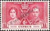 Stamp Cyprus Catalog number: 134