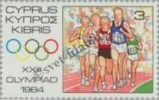 Stamp Cyprus Catalog number: 613