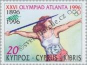 Stamp Cyprus Catalog number: 880